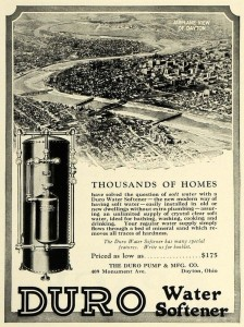 Duro Soft Water Advertisement