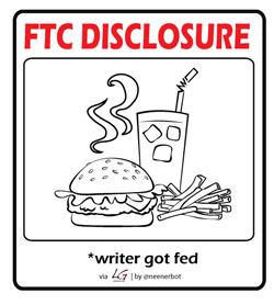 FTC Free Food Warning