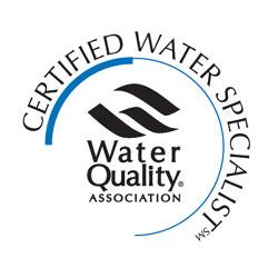 WQA Certified Water Specialist